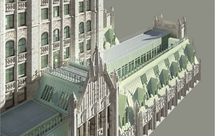 Plans Shown For Woolworth Building S Residential