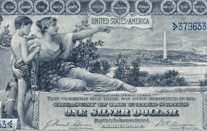 On The Money Museum Features Currency