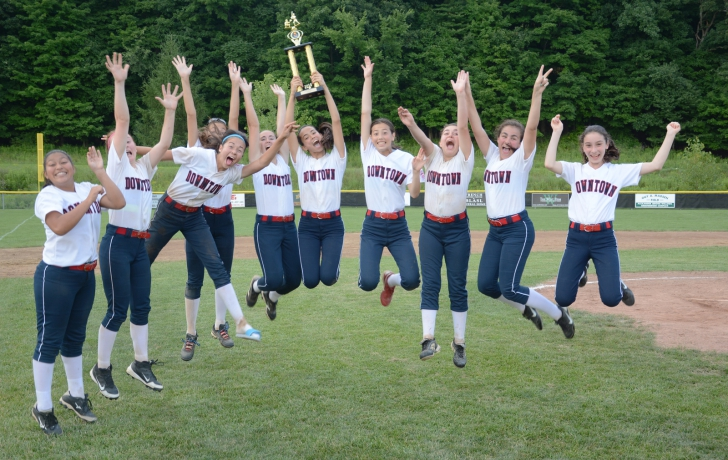 Sweet Victories: Downtown Fields Baseball and Softball