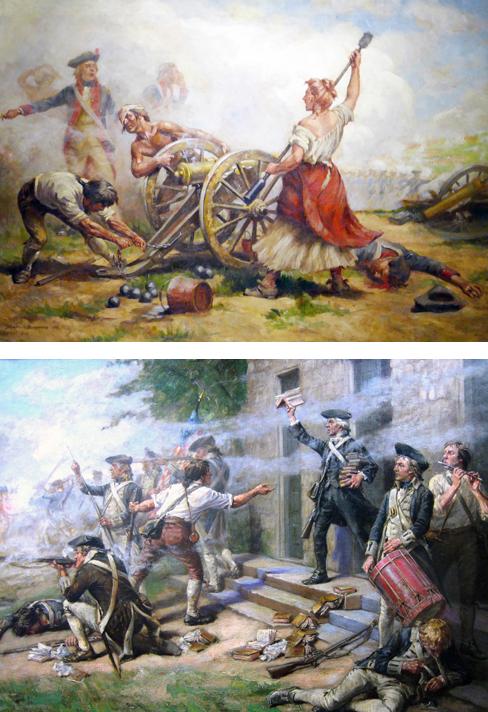 revolutionary war realism at fraunces tavern museum tribeca trib